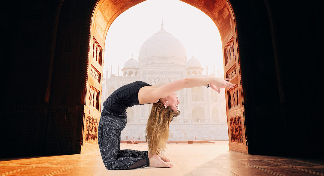 Delhi to Kathmandu Yoga Adventure
