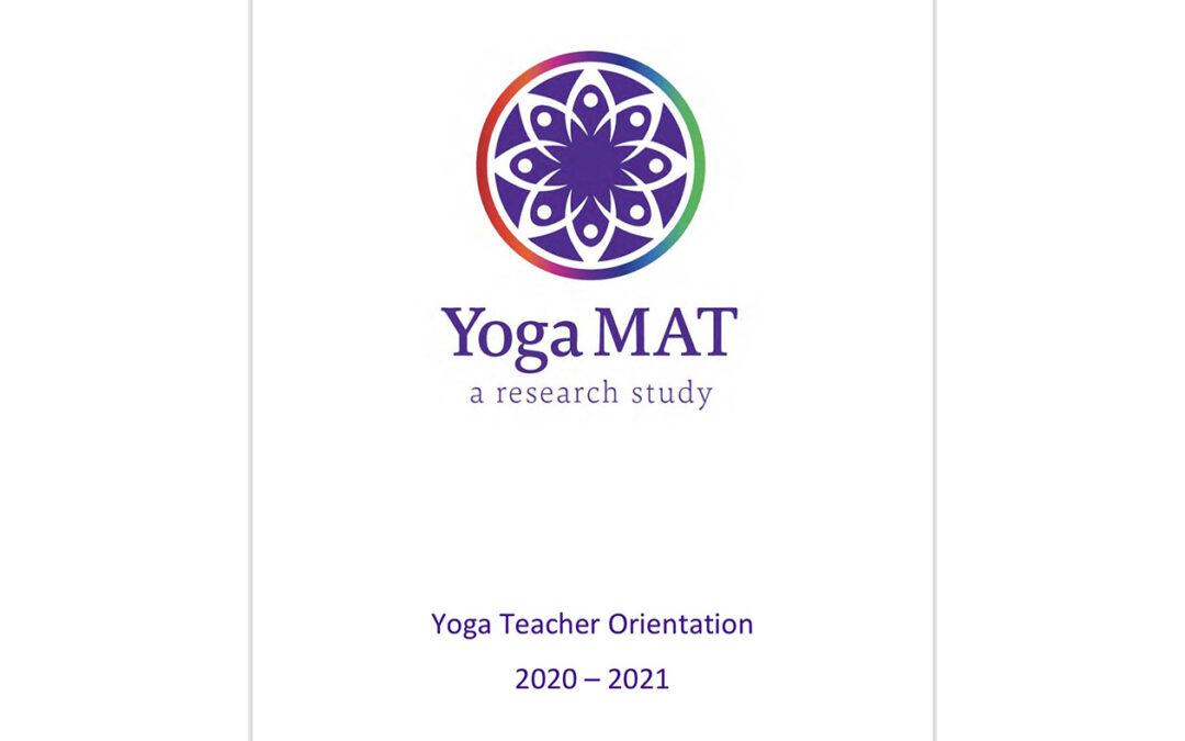 YogaMAT a Research Study